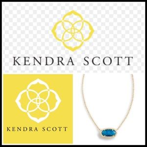 Kendra Scott Elisa Necklace. Great gift idea. 🆕
